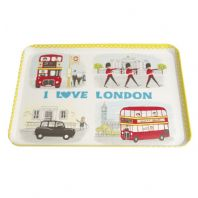Fab Retro 'London' Tray